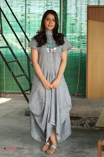 Rashi Khanna Latest Pictures in Stylish Long Dress at Supreme Movie Interview ~ Celebs Next