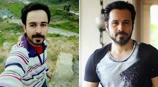 Pakistani Imran Hasmi