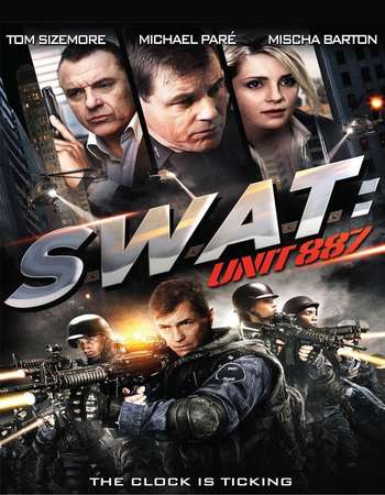 SWAT Unit 887 2015 UNCUT Hindi Dual Audio BluRay Full Movie Download