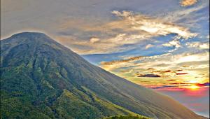 Pesona Alam Gunung Kembang Wonosobo
