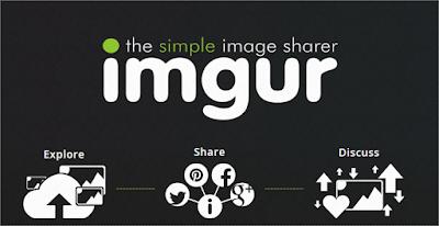 شرح طريقة استخدام موقع Imgur لرفع الصور مدى الحياه