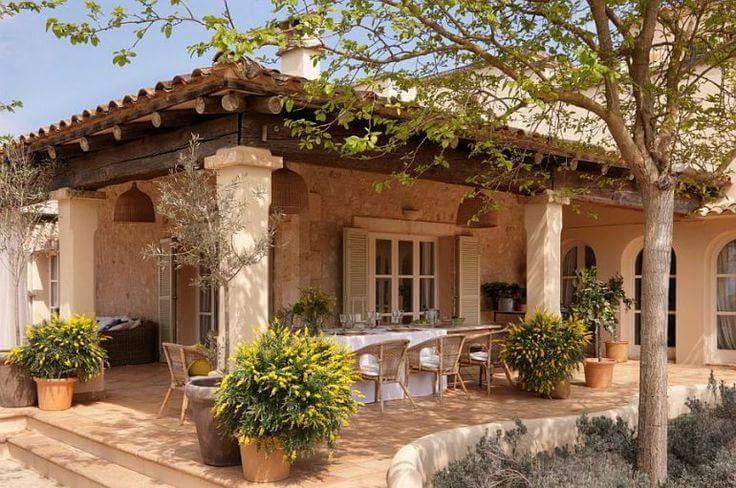 Casas De Campo Decoracion Interior - Interiores-de-casas-de-campo