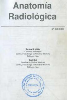 Descargar ebook pdf anatomía gratis Anatomía Radiológica Moller Reif