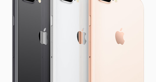 Complete Details on Apple's New iPhone 8, iPhone 8 Plus, and iPhone X