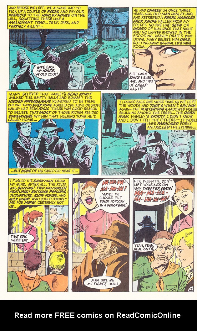 Read online Twisted Tales (1987) comic -  Issue # Full - 15