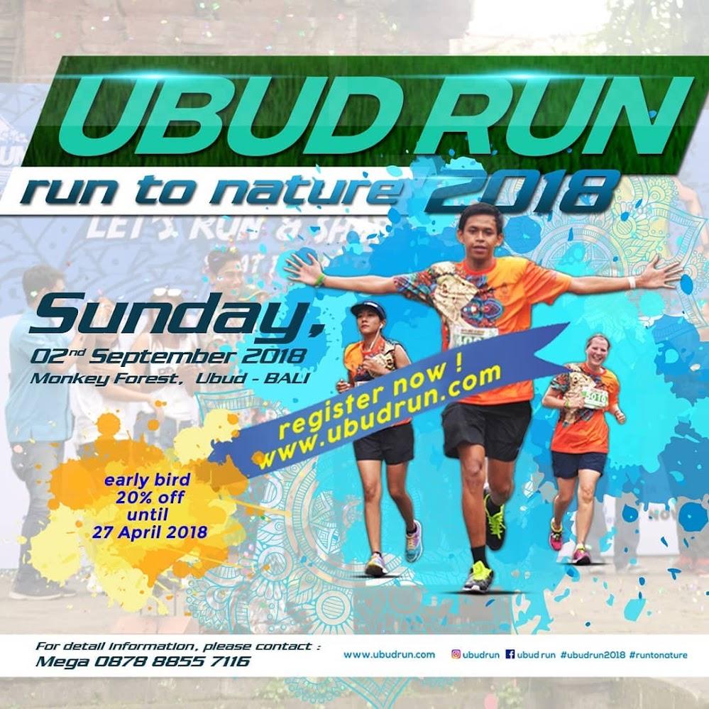 Ubud Run • 2018