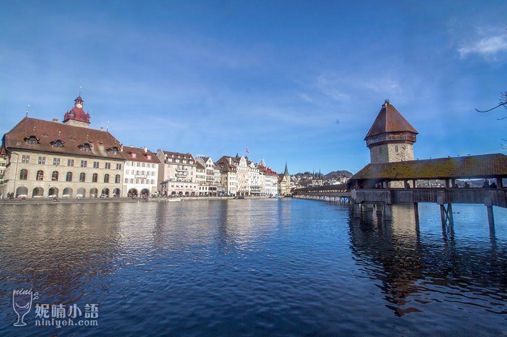 【瑞士琉森景點】琉森必踩的十大代表性旅遊熱點 | 妮喃小語