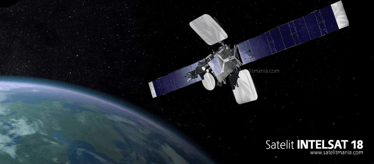 Terbaru Update Frekuensi Channel dari Satelit Intelsat 18