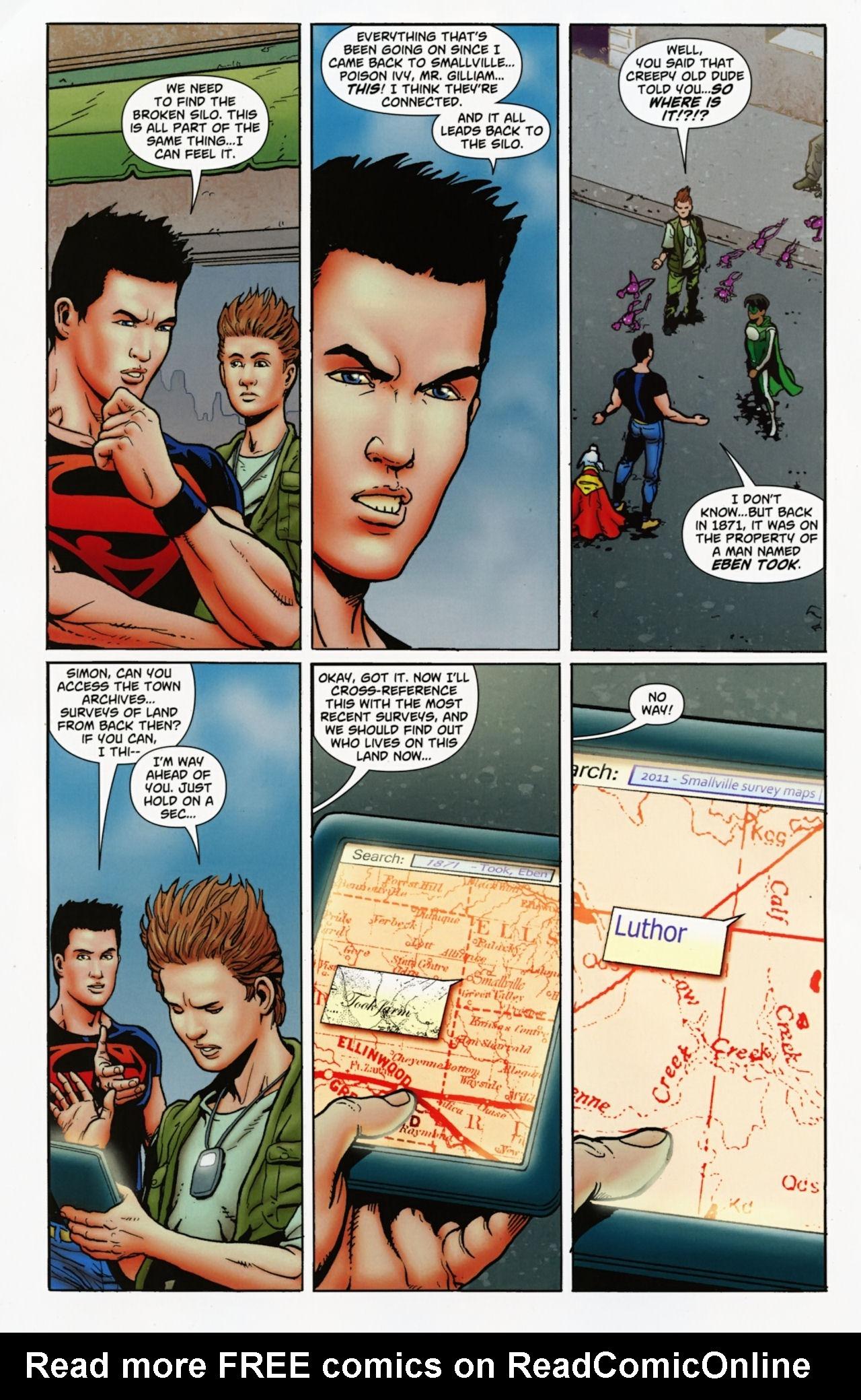 Superboy [I] Issue #8 #8 - English 34