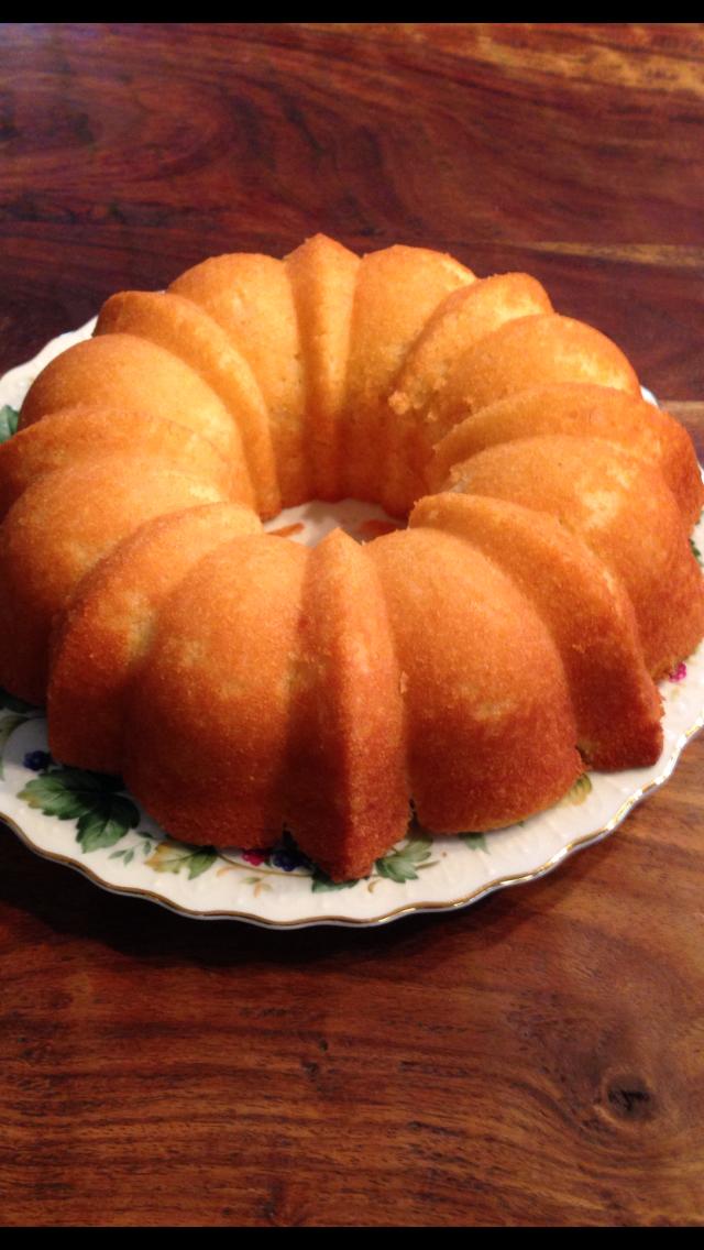 Bundt Cake, cake