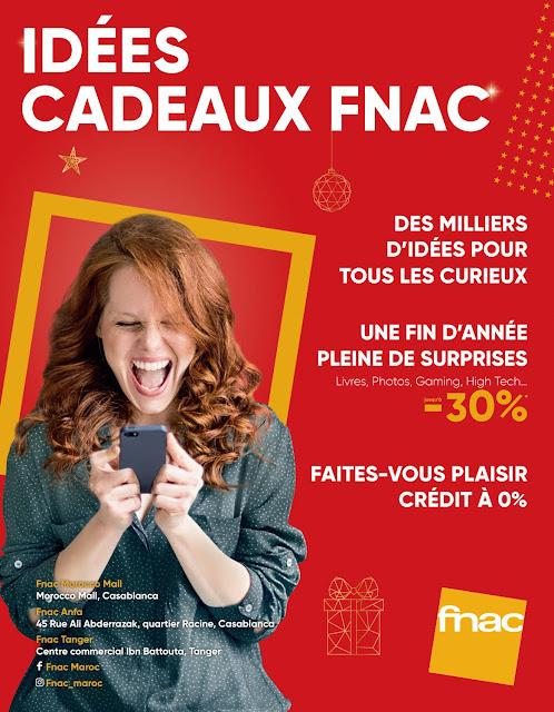 catalogue fnac maroc decembre 2018