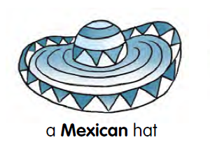 A Mexican Hat