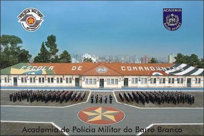 ACADEMIA DO BARRO BRANCO: INSCRIÇÕES INICIAM DIA 27 DE SETEMBRO. SALÁRIO INICIAL DE R$ 2.946,54