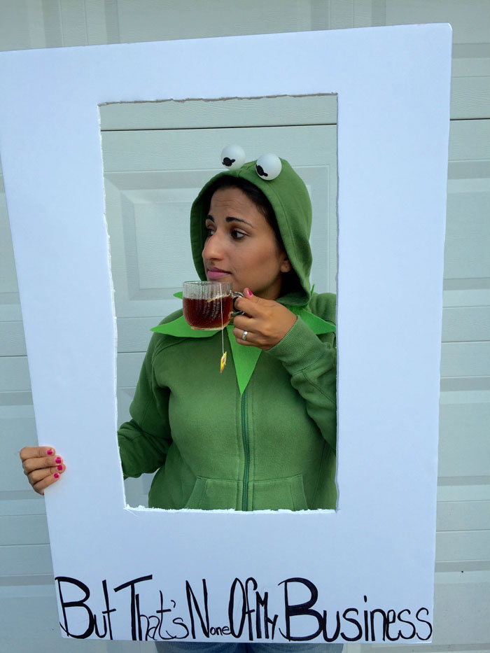 Hallowmeme But Thats None Of My Business Costume Dinas Days
