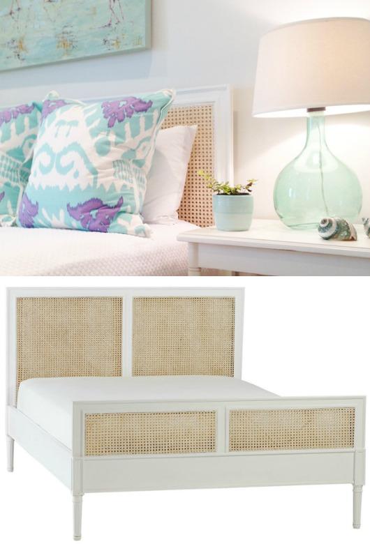 Beds  Headboards for Coastal Decorating  Coastal Decor