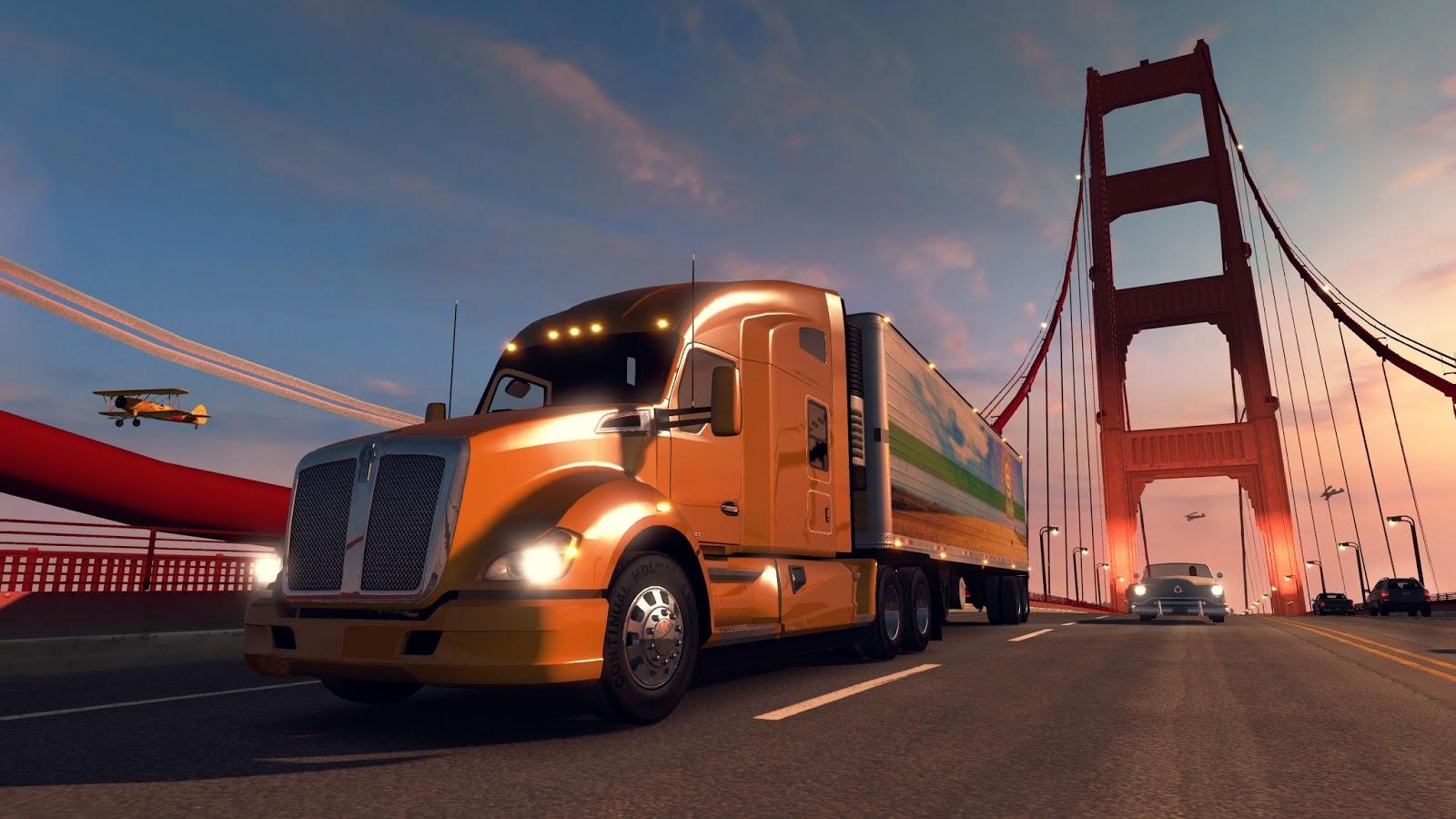 American Truck Simulator Download Full Game PC - My Full Games