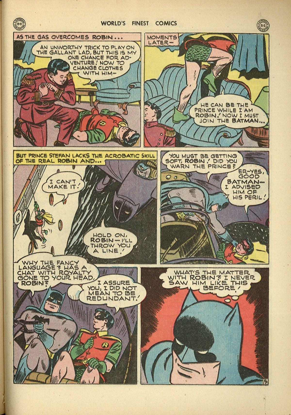 Read online World's Finest Comics comic -  Issue #26 - 65