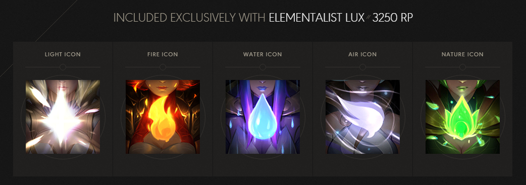 Elementalist Lux Now AvailableSurrender at 20  Elementalist Lux Now Available. Base Lighting And Fire Limited. Home Design Ideas