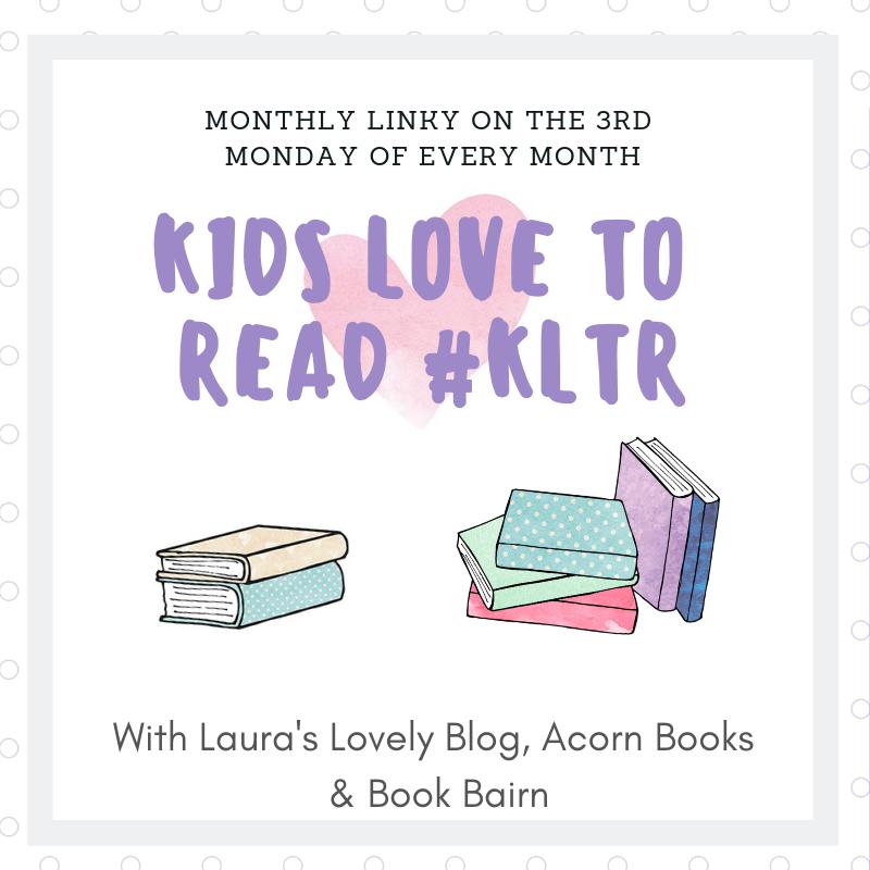 Kids Love to Read #41 & Giveaway - BookBairn