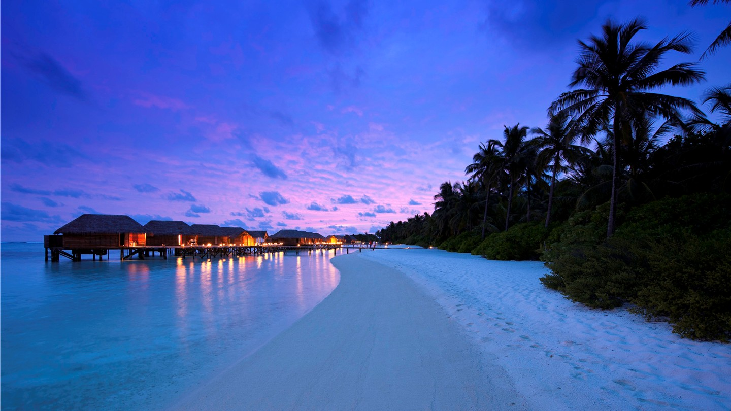 Candle Wallpaper Hd Rangali Island Maldives 14 Pic Awesome Pictures
