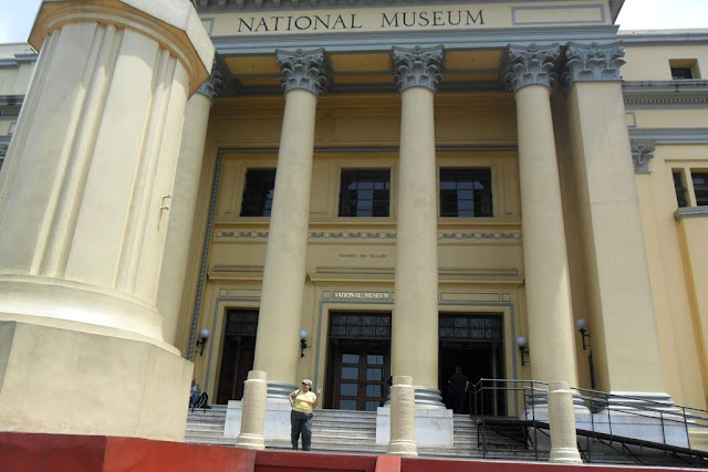 March 17, 2012: Throwback Photos from My National Museum Tour with Bessie