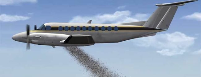 Thailand Creating Forests by Dropping Millions of Trees Out of Aircraft
