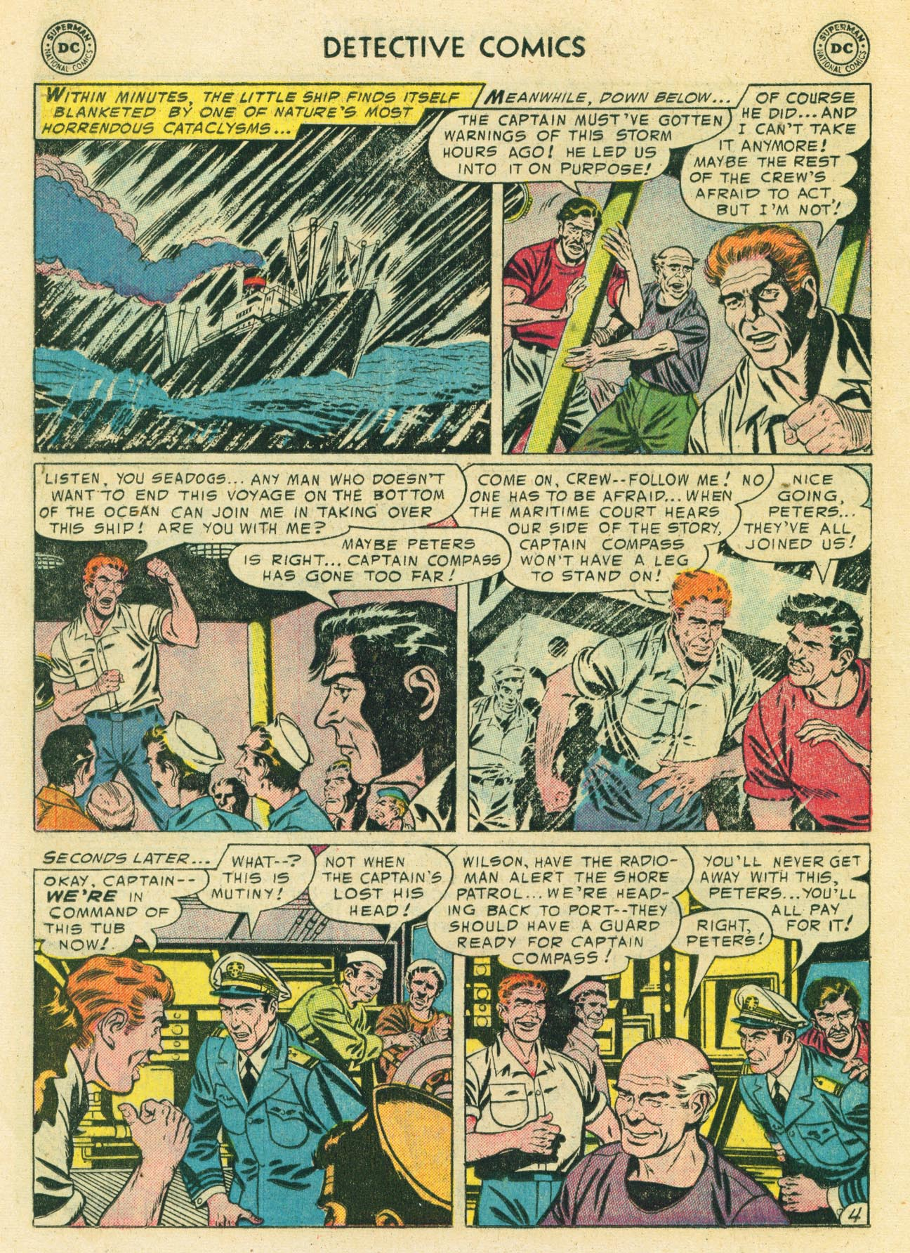 Detective Comics (1937) 224 Page 19