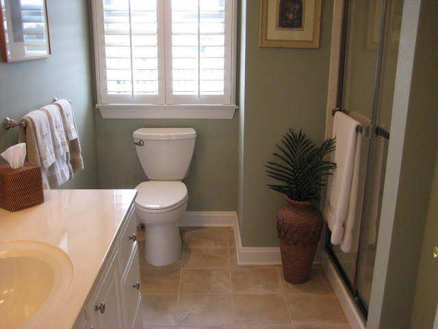 Saybrook Sage Benjamin Moore - I get asked about this color all the time!