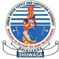 Employment Opportunities at Shinyanga Urban Water Supply and Sanitation Authority (SHUWASA) November, 2018