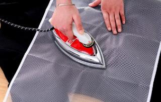 Cara Stipsa Celana Cotton Agar Tidak Mudah Kusut