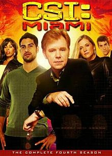 CSI: Miami Temporada 4