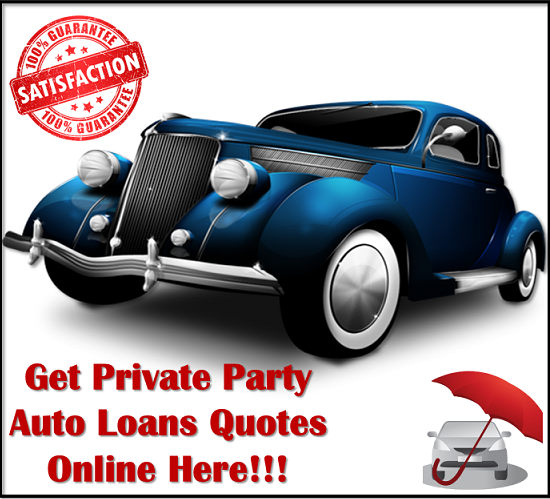 How To Get A Private Party Car Loan