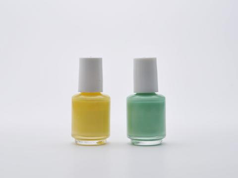 Mundo de unas: Pastel Yellow, Spring Green