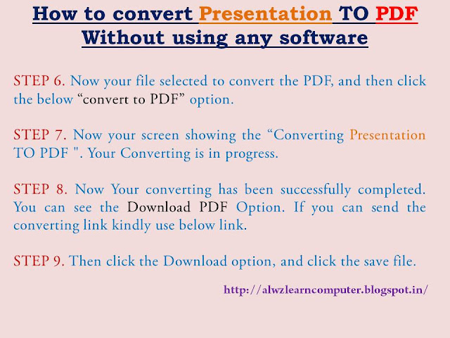 free software to convert pdf to powerpoint