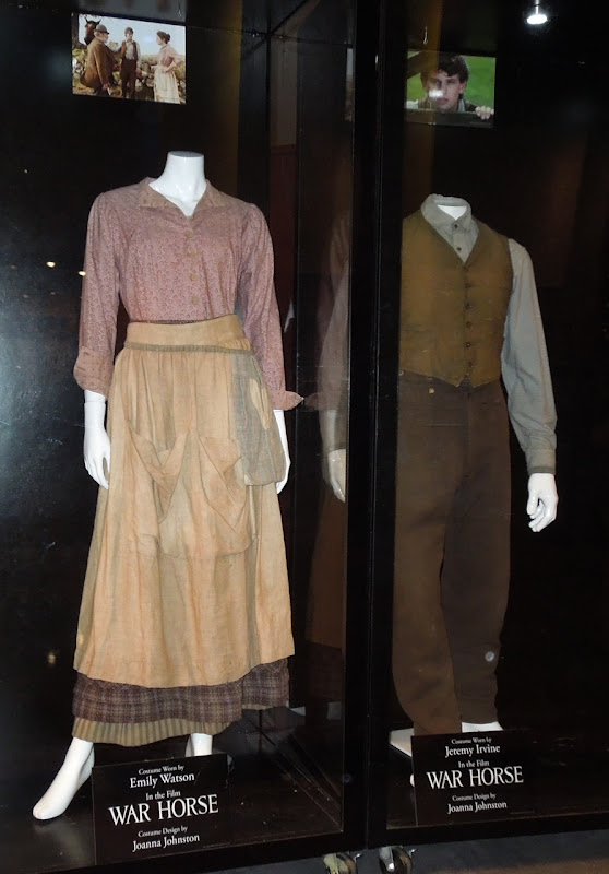 Original War Horse film costumes