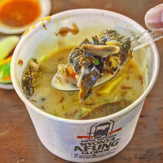 Soto Betawi Afung: Pop-Up Store at PASAR MOI (Until 15 September 2017)