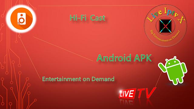 Hi-Fi Cast APK