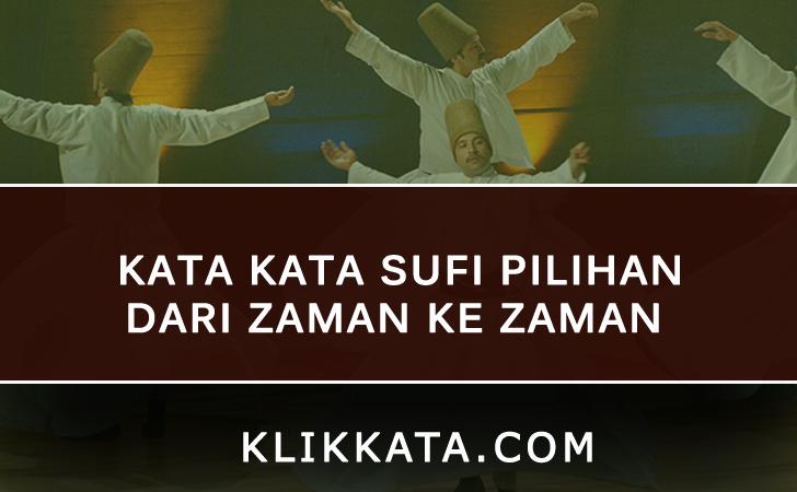kata kata sufi - kata bijak sufi - kata ulama sufi