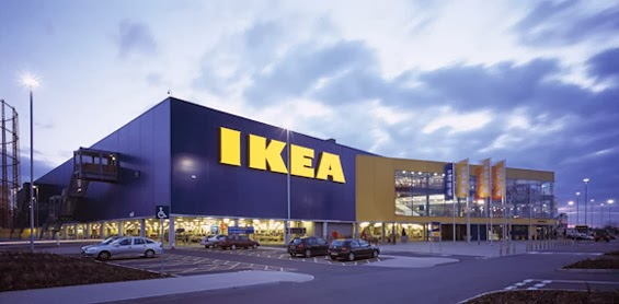 IKEA stores are designed like a maze in order to prevent ...