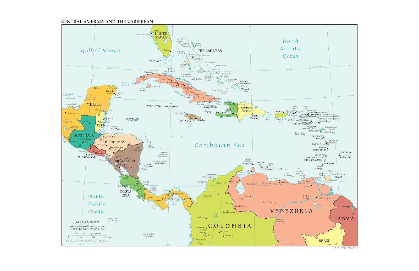 Karibik Englisch