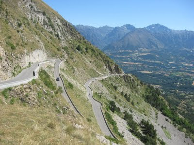 Beklimming Col du Noyer