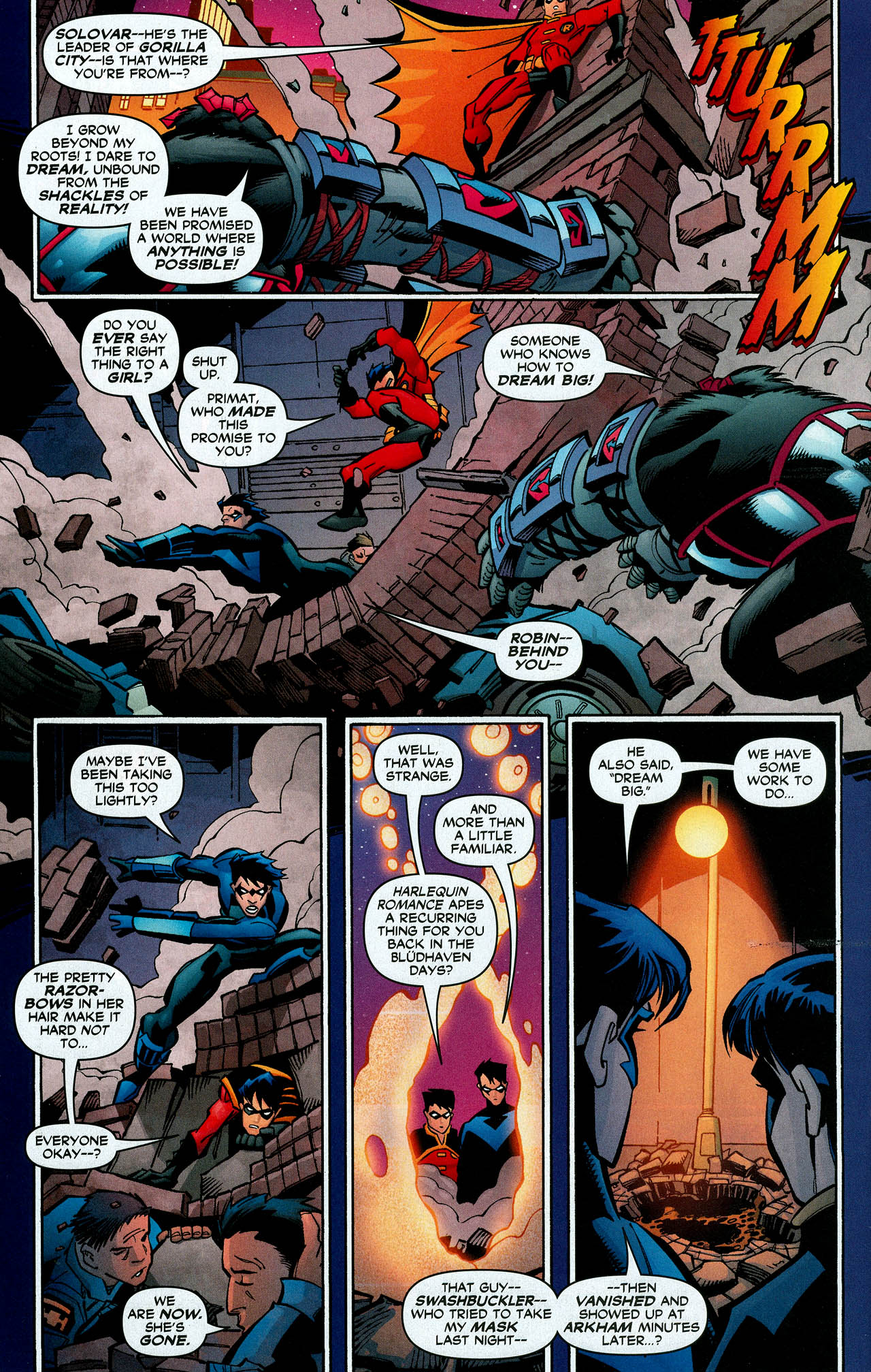 Read online Trinity (2008) comic -  Issue #10 - 24