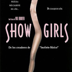 Poster Showgirls 1995
