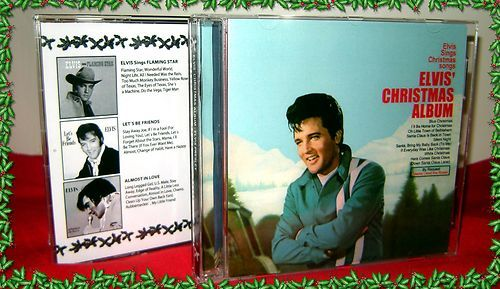 Elvis Day By Day: October 14 - Christmas Import Vinyl