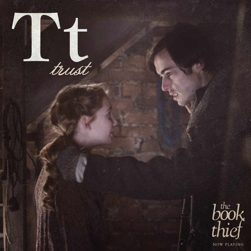 the book thief letters t trust