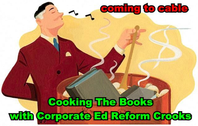 Image result for big education ape cooking the books