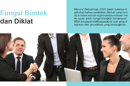 Mengenal Metode On The Job Site dalam Bimtek dan Diklat