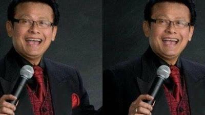 """Penyanyi Senior sekaligus Pembawa Acara """"Berpacu dalam Melodi"""" di TV Tutup Usia"""