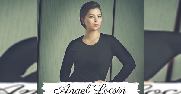 Angel Locsin Is Nominated As The Ultimate Female Celebrity For The Year 2018!