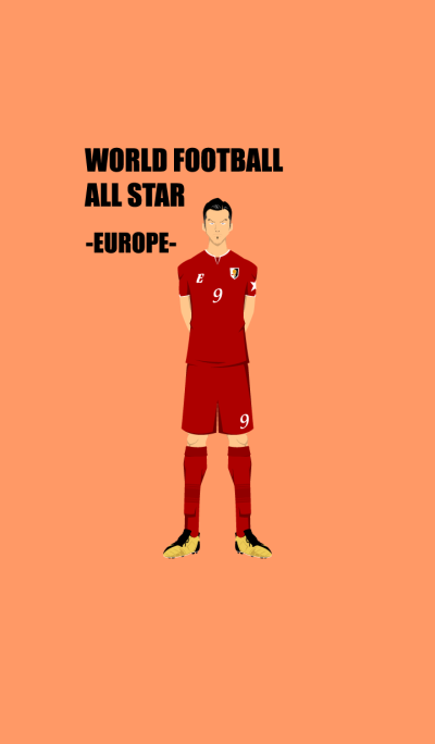 WORLD FOOTBALL ALL STAR -EUROPE-